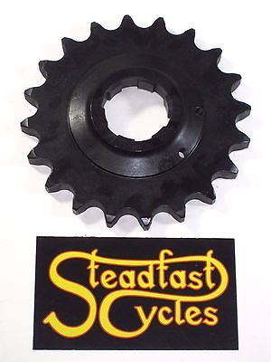 Norton Commando front drive chain sprocket 20T 06-0931 UK Made 5/8 x 3/8