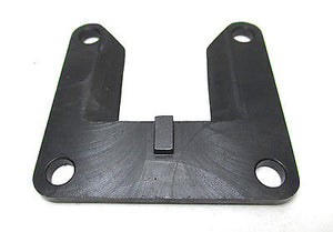 57-0407 Triumph shift quad guide plate quadrant 650