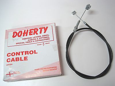 Front Brake Cable Doherty 37