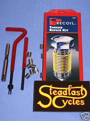 CEI BSC 1/4 x 26 tpi Thread repair kit Triumph Norton BSA 1959 to 1968