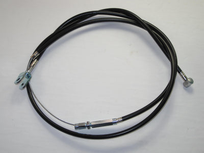 Triumph T120 front brake cable 60-0665 no switch DLS TLS 1968 BSA A65 49
