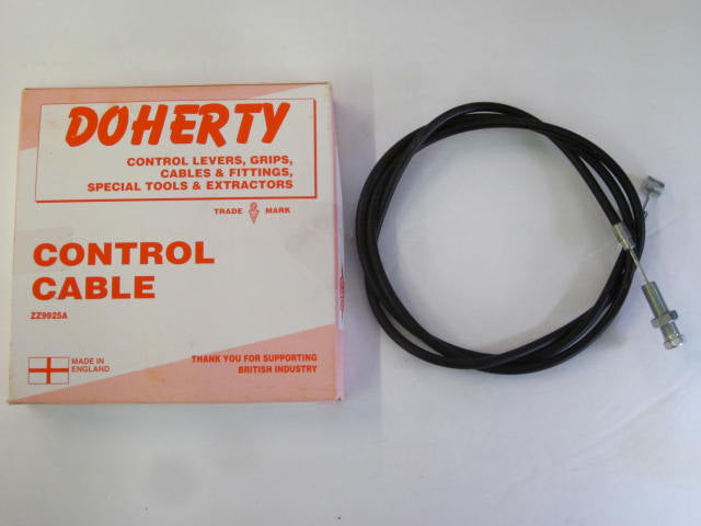 Triumph clutch cable 5T 6T Doherty 60-0306