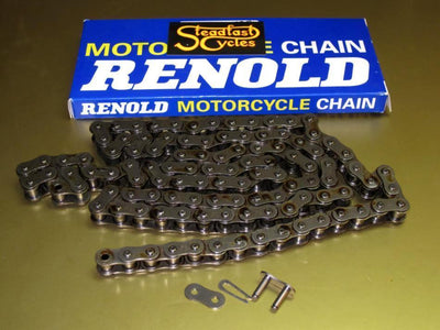 Renold final drive rear 530 chain 120 links 530 Triumph Bonneville 750 T140