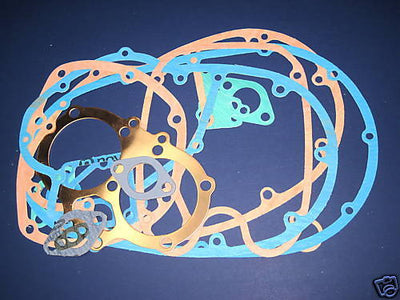 BSA complete gasket set kit UK Made 1967 - 1970 A65 650