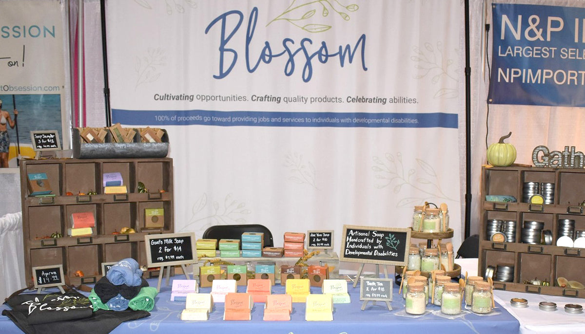 Blossoming at the Southern Women's Show