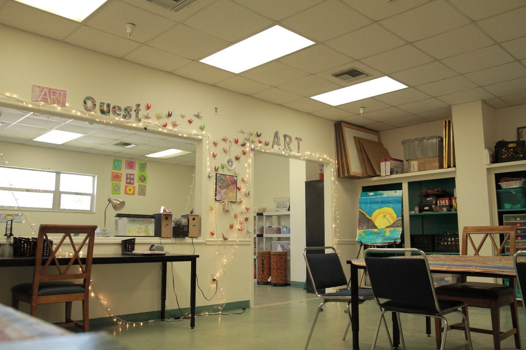 Quest's Old Art Room