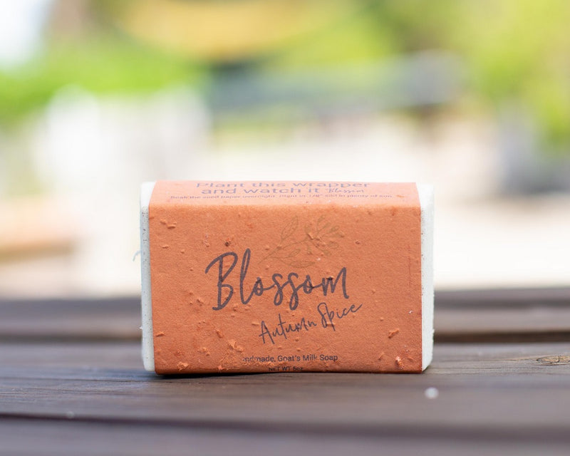 Autumn Spice 5 oz. Goat's Milk Soap