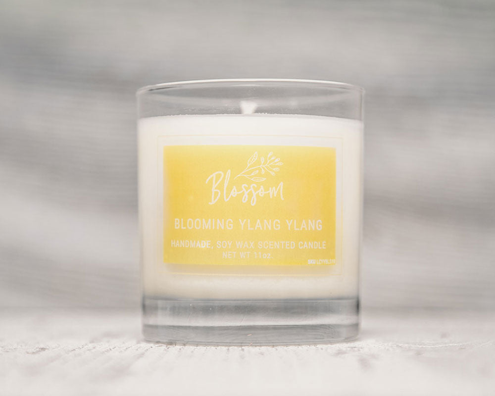 Blooming Ylang Ylang 11 oz. Soy Wax Candle