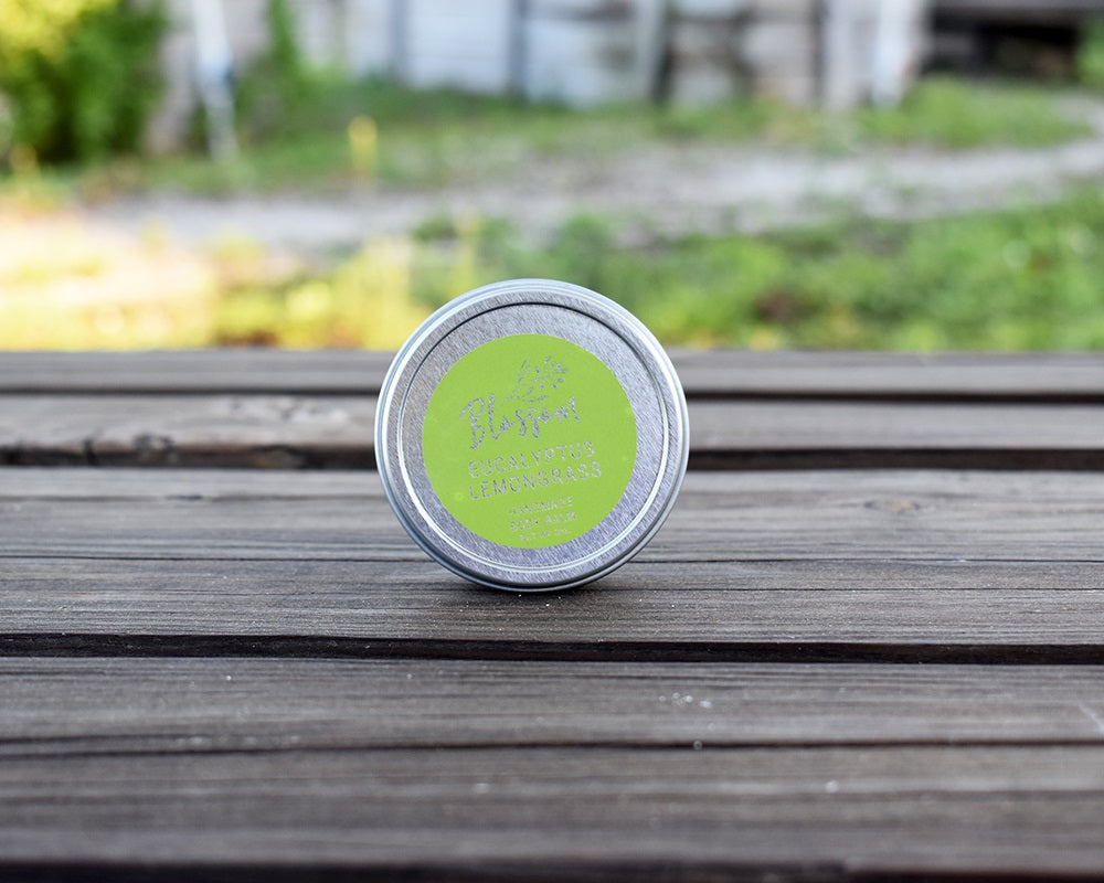 Eucalyptus Lemongrass 2 oz. Body Balm