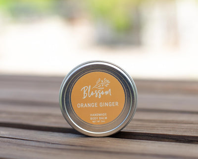 Orange Ginger 2 oz. Body Balm