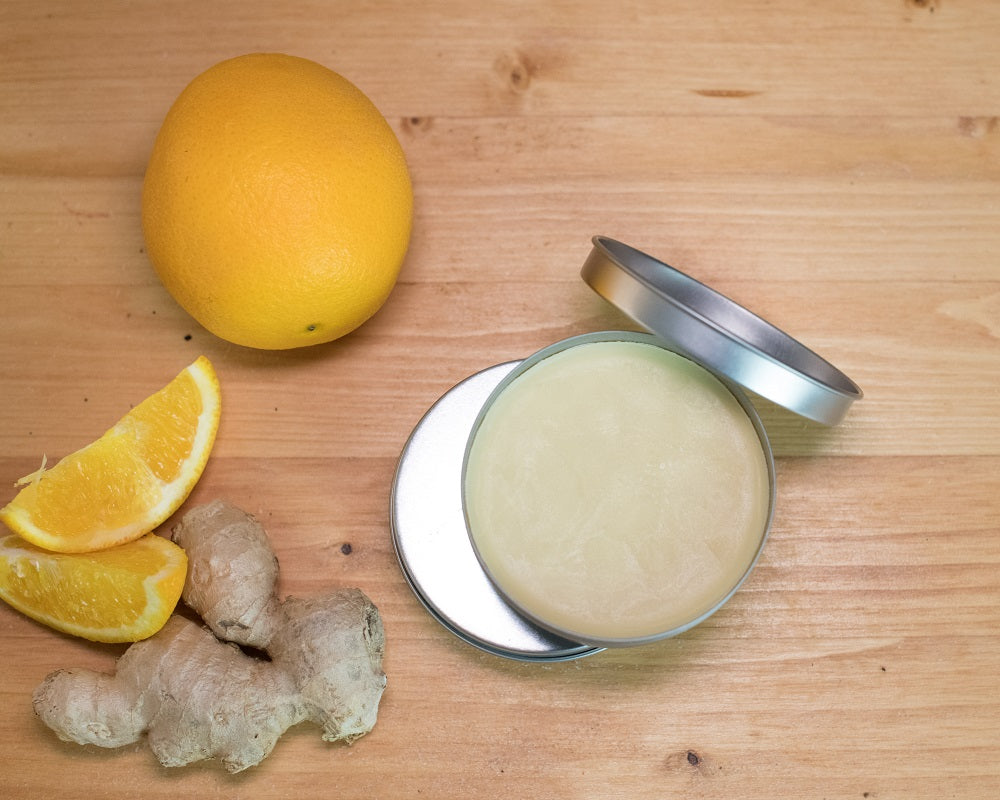 Orange Ginger 4 oz. Body Balm