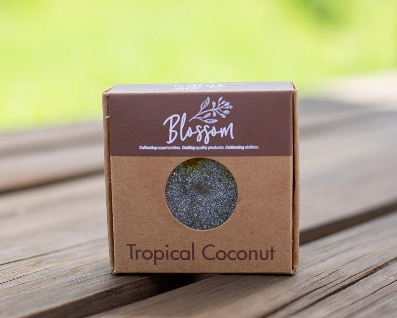 Tropical Coconut 4 oz. Aloe Vera Soap