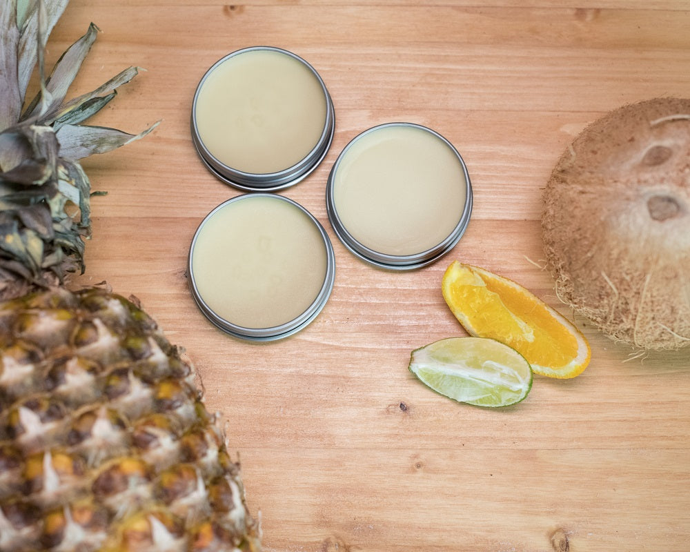 Tropical Coconut 2 oz. Body Balm