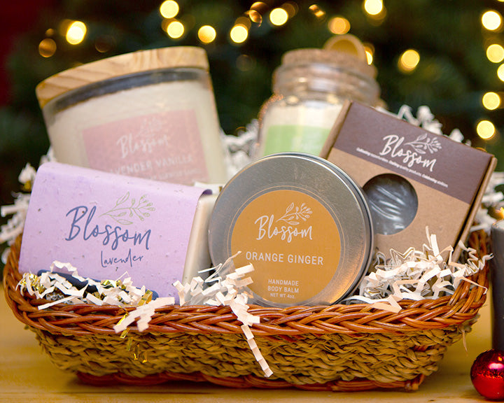 5-Piece Holiday Gift Basket