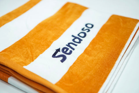 Sendoso Beach Towel
