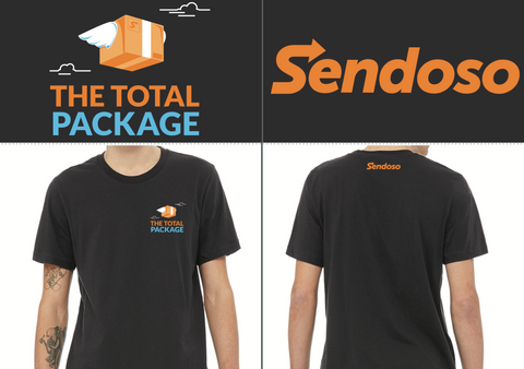 "Sendoso ""Total Package"" Shirt"