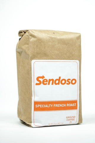 Sendoso Specialty French Roast Coffee