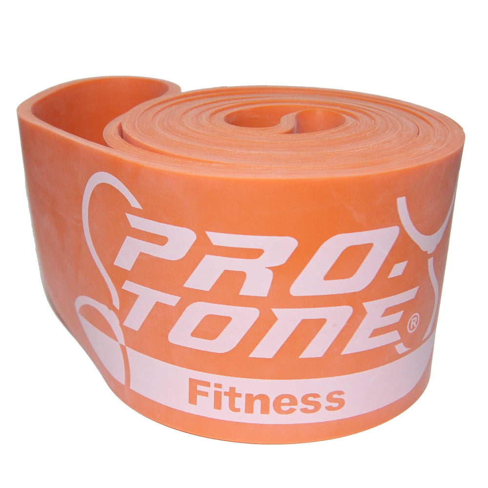 Protone pull-up assistance resistance bands / mobility / powerlifting - Orange