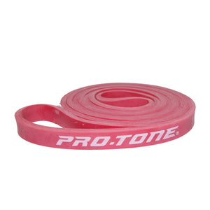 Protone pull-up assistance resistance bands / mobility - Red