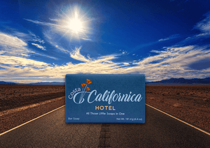 California Bar Soaps Made Affordable