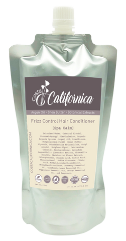 Frizz Control Hair Conditioner 16 oz Refill