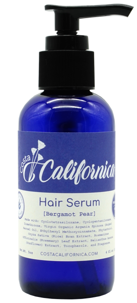 salon hair serum