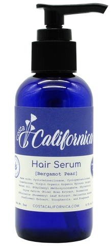 Hair Serum 4 oz Bottle