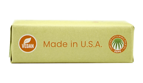 White Tea Calendula 4.2 oz Vegan Bar - Costa Californica