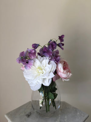 INDIE VIOLET ARTIFICIAL ARRANGEMENT