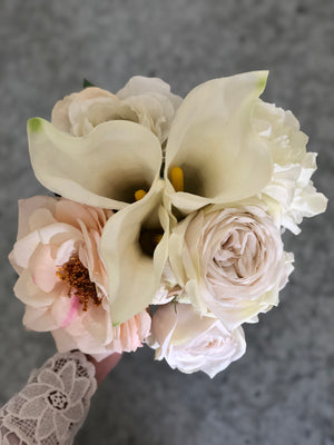 CELESTE ARTIFICIAL POSY BUNCH