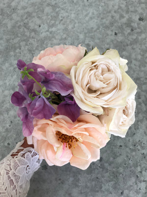 OPHELIA ARTIFICIAL POSY BUNCH