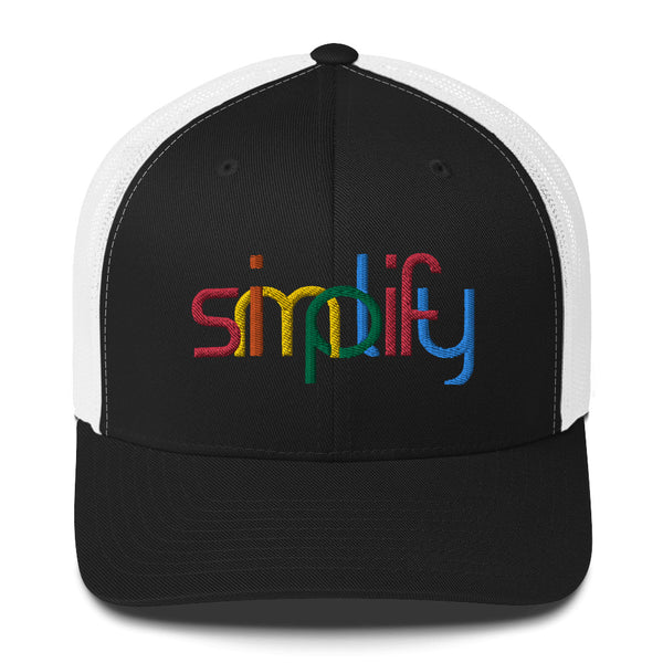 Simplify Hat | Black
