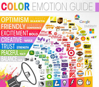 What does color say about your brand?