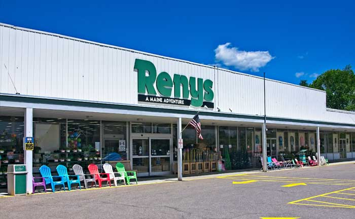 Hours & Locations – Renys A Maine Adventure