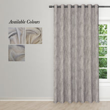 Load image into Gallery viewer, Whimsical Eyelet Curtain
