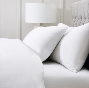 Egyptian Cotton (500 Thread Count) Duvet Cover - Plain