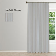 Load image into Gallery viewer, Secrets Mocha Taped Curtain