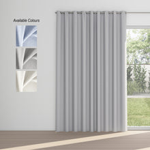 Load image into Gallery viewer, Sweet Dreams Eyelet Curtain (100% Blockout)