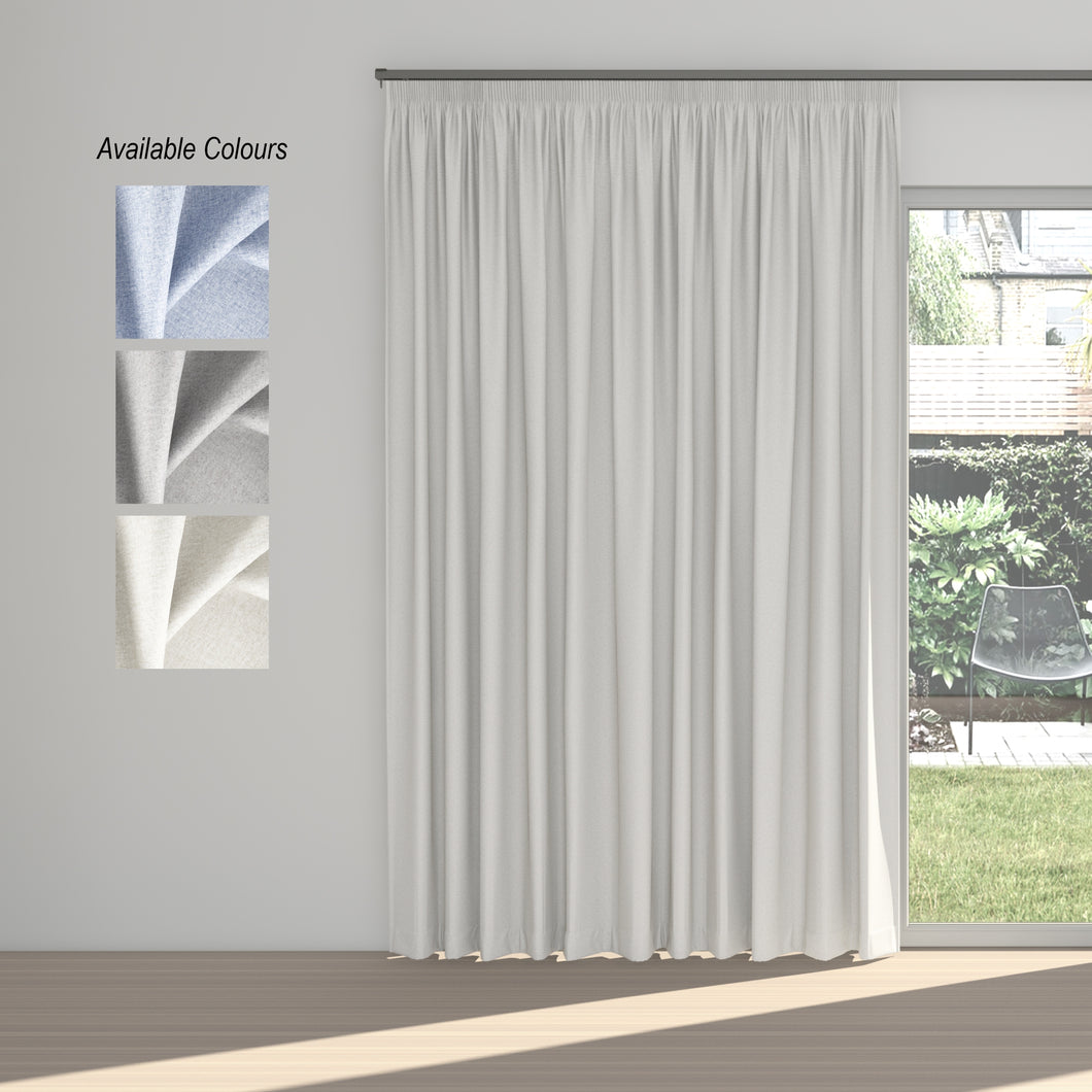 Sweet Dreams Taped Curtain (100% Blockout)