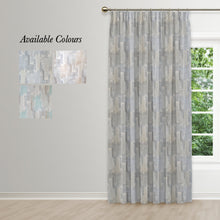 Load image into Gallery viewer, Camo Taped Curtain
