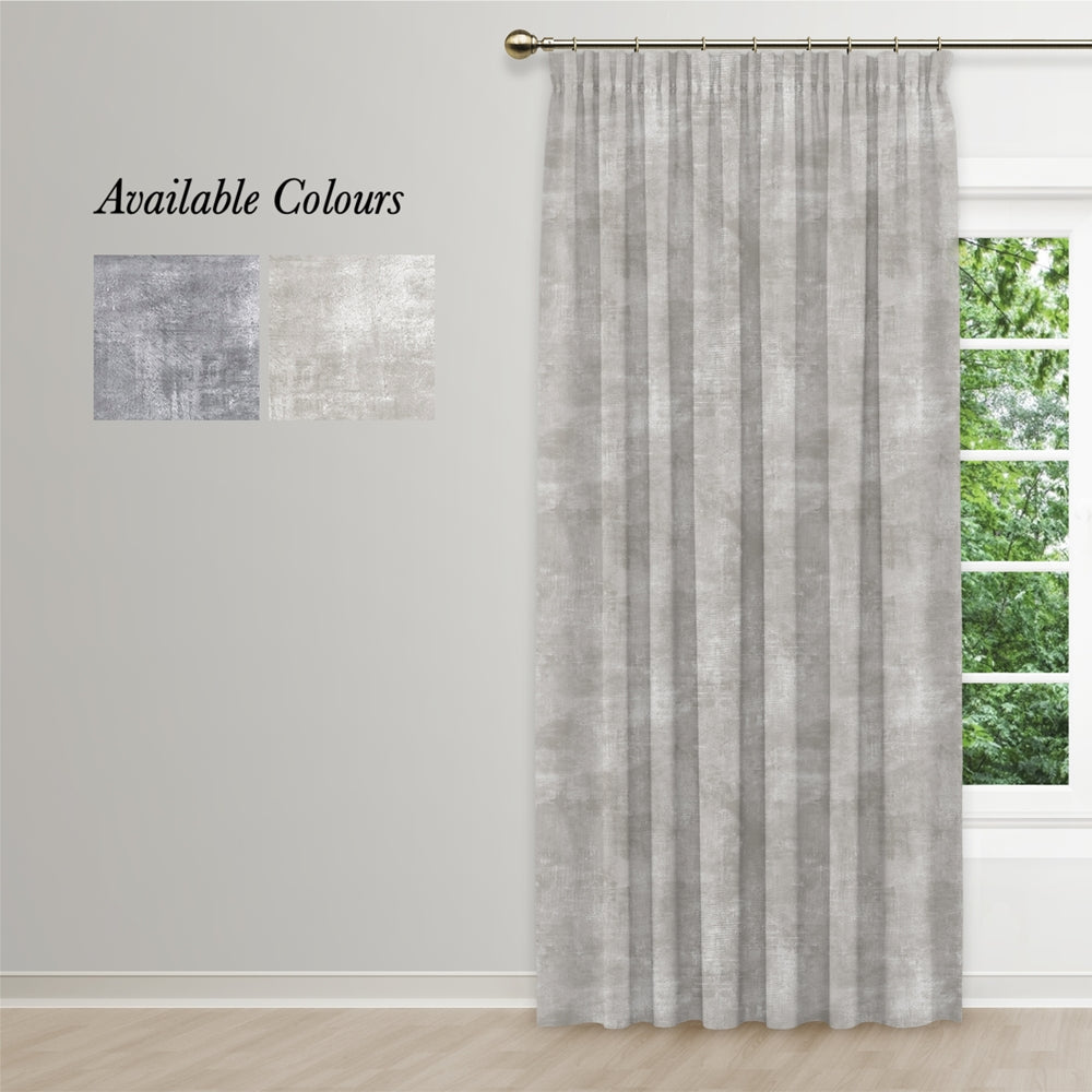 Monsoon Taped Curtain
