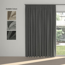 Load image into Gallery viewer, Twilight Taped Curtain (Partial Blockout)