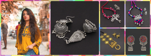 Buy online fashion jewellery from Samreedhi Handicrafts