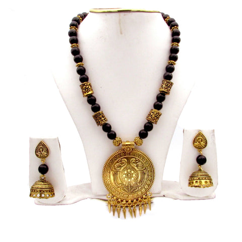 Buy Online Antique Oxidise Jewels Set for Women - Samreedhi Handicrafts