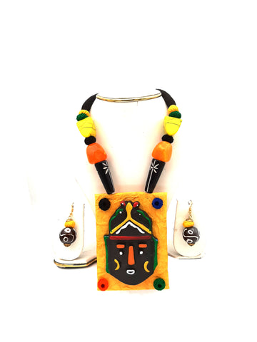 Buy Online Artistic Fashion Jewels Jewellery Set- Samreedhi Handicrafts
