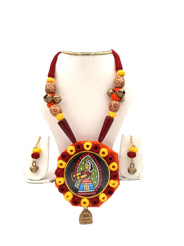 Buy Online Artistic handmade Fashion Jewellery Set - Samreedhi Handicrafts