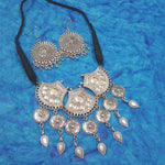Buy Oxidise Jewellery Set for women1 - Samreedhi Handicrafts