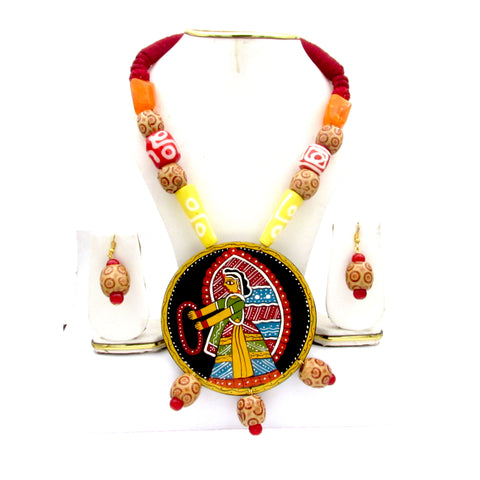 Buy online Artistic Fashion Jewellery Set for women - Samreedhi Handicrafts