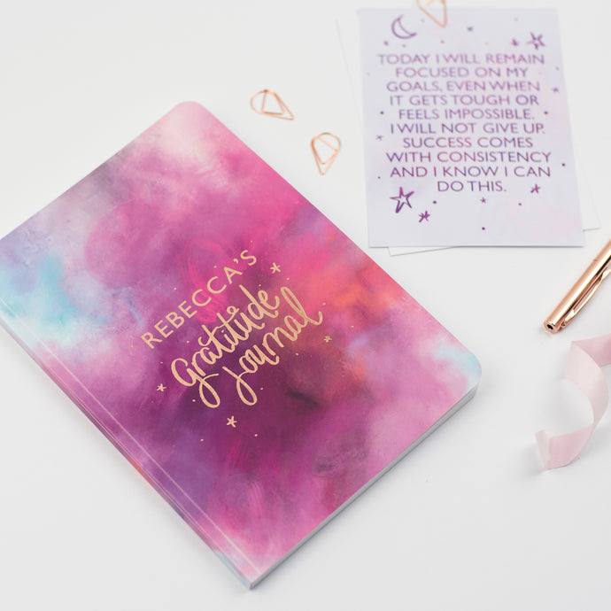 GRATITUDE JOURNALLING - WHY DO IT AND HOW TO GET STARTED