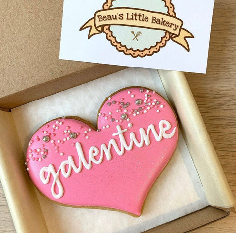 Galentines day cookie